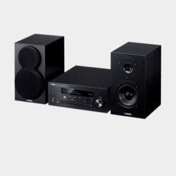 minisistem audio yamaha mcr-n470d black
