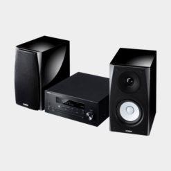 minisistem audio yamaha mcr-n570d silver