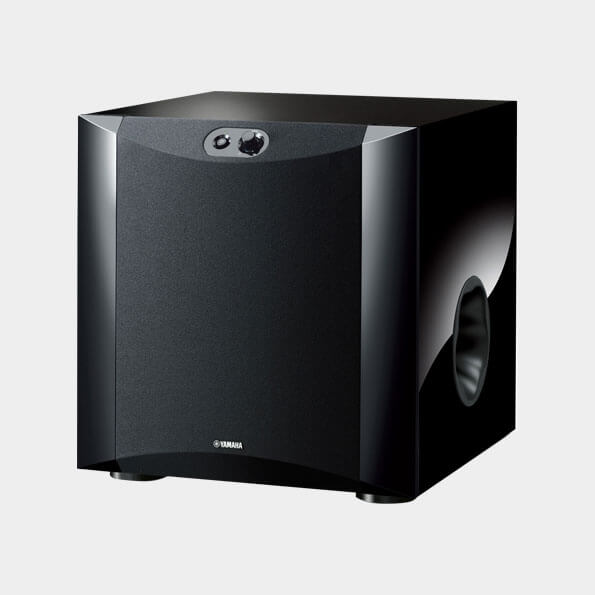 subwoofer yamaha ns sw300 hifi expert. Black Bedroom Furniture Sets. Home Design Ideas