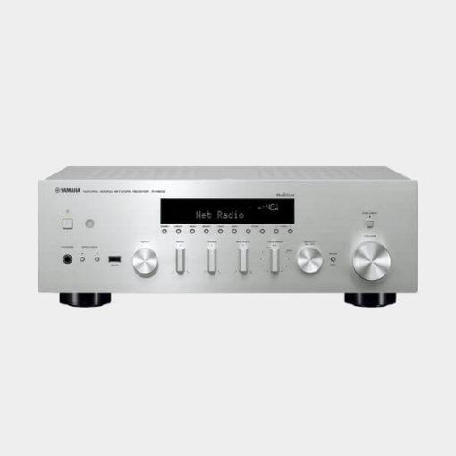 receiver yamaha r-n602 white