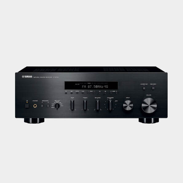 Receiver stereo yamaha r s700 hifi expert for Yamaha r s700 receiver