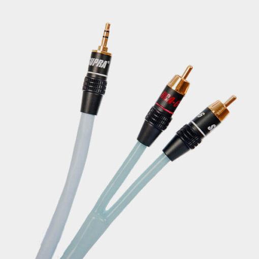 cablu stereo supra biline mp-2rca