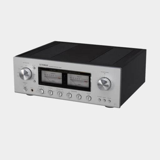 amplificator integrat luxman l-350ax side