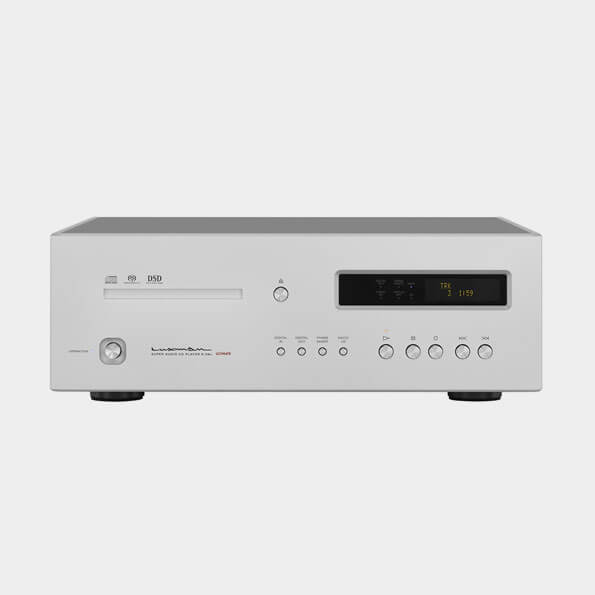 cd-player luxman D-08u front