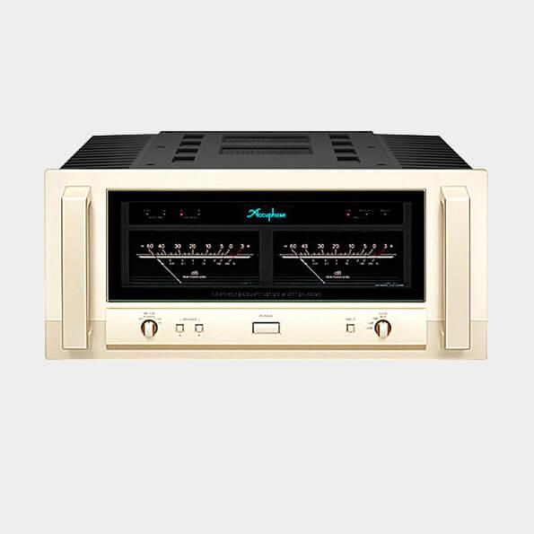amplificator de putere accupahse p-6100