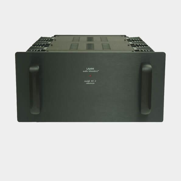 lamm amplificator de putere m1.2 front
