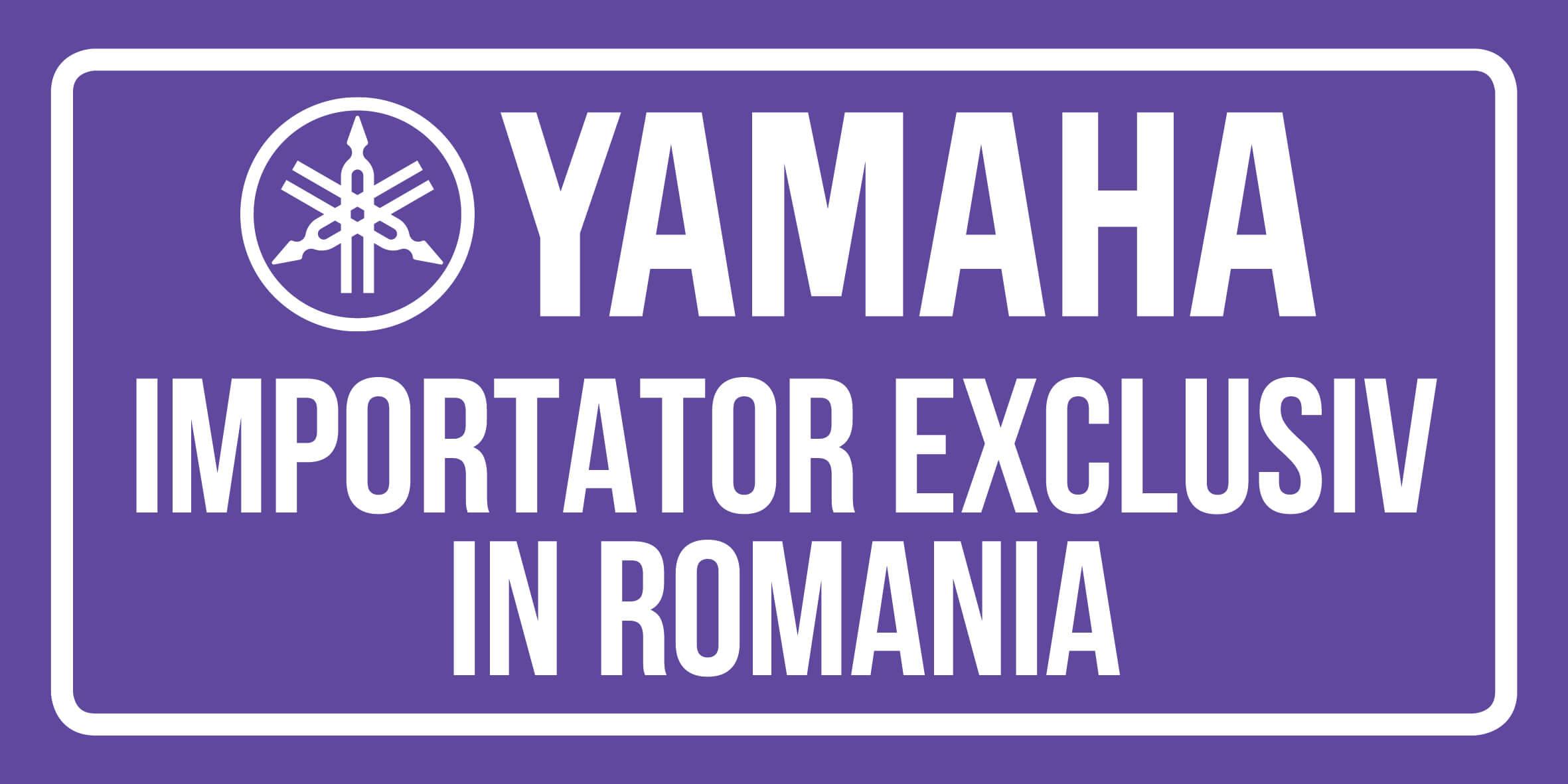 distribuitor oficial yamaha