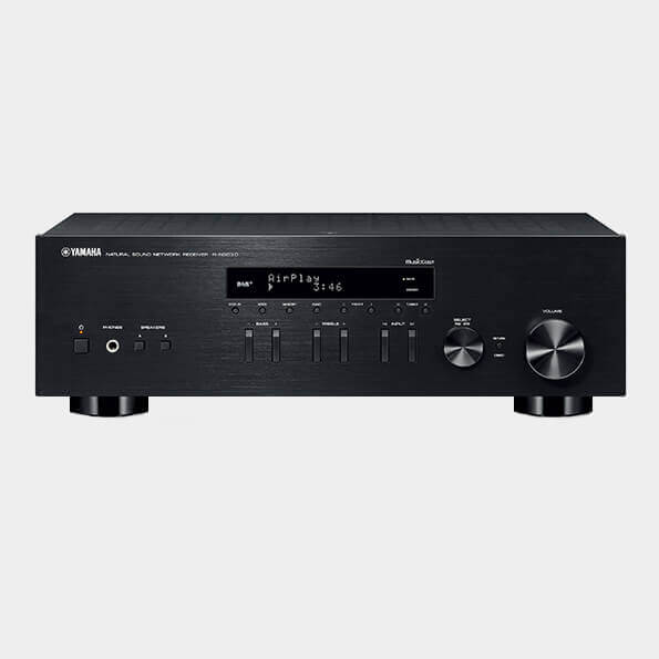 receiver yamaha r n303d hifi expert. Black Bedroom Furniture Sets. Home Design Ideas